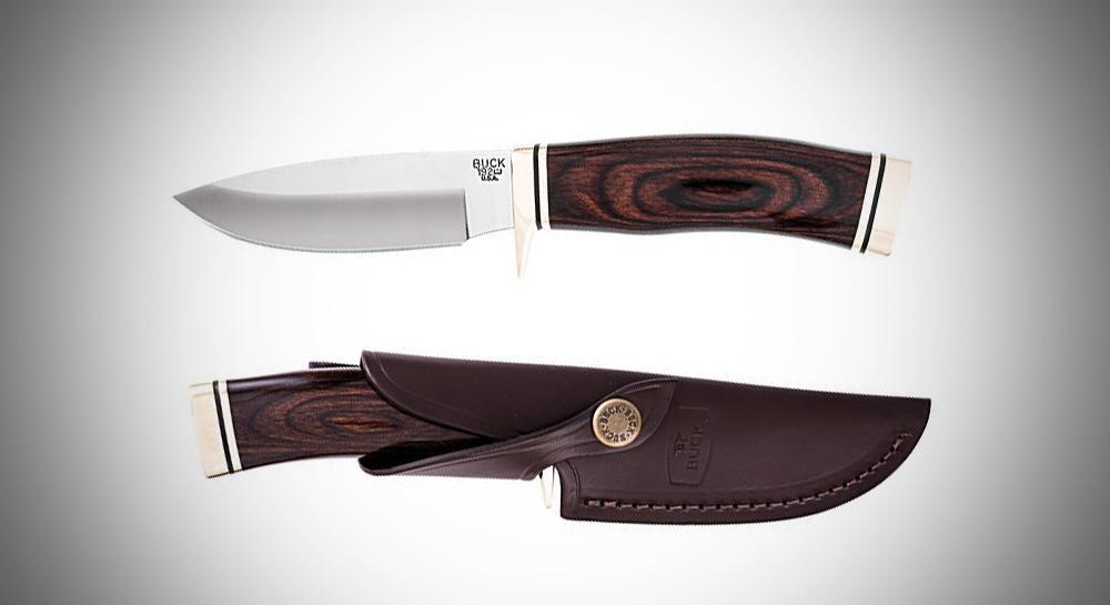 Buck 192 Vanguard Fixed Blade Knife