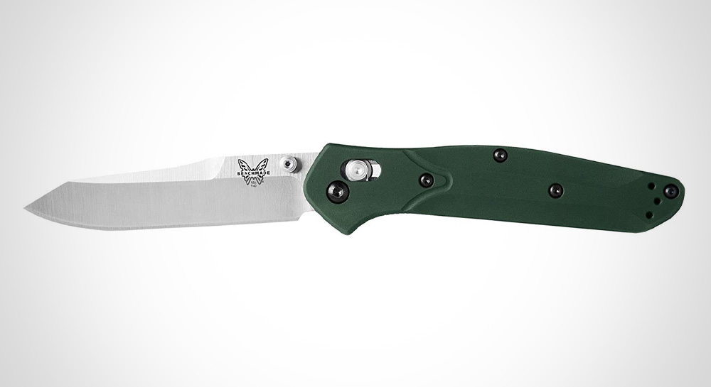 Benchmade 940 EDC Manual Open Folding Knife
