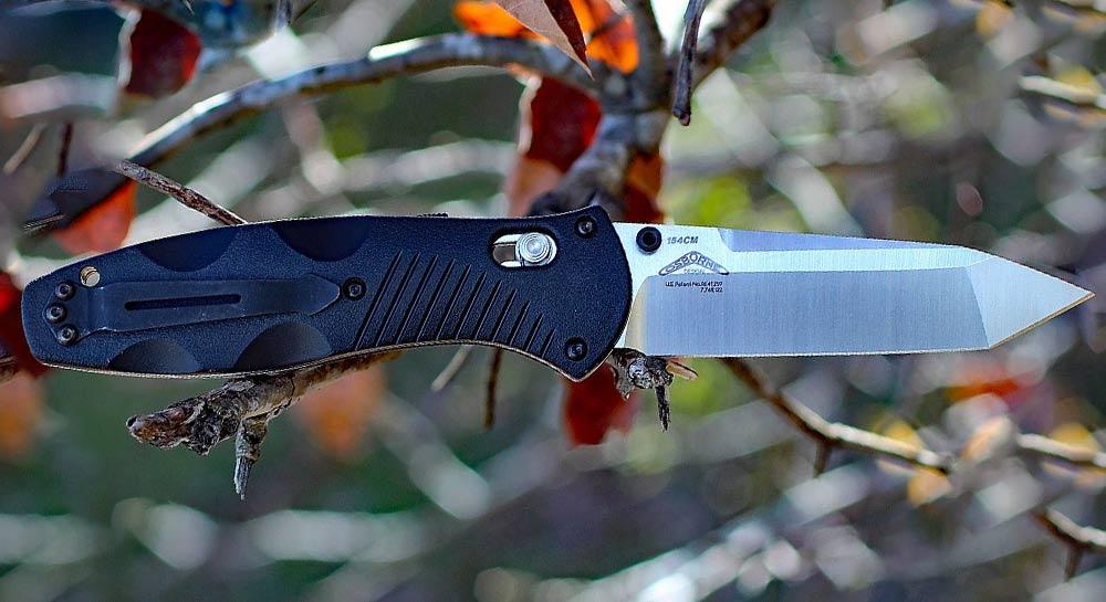 Benchmade - Barrage 583 Knife
