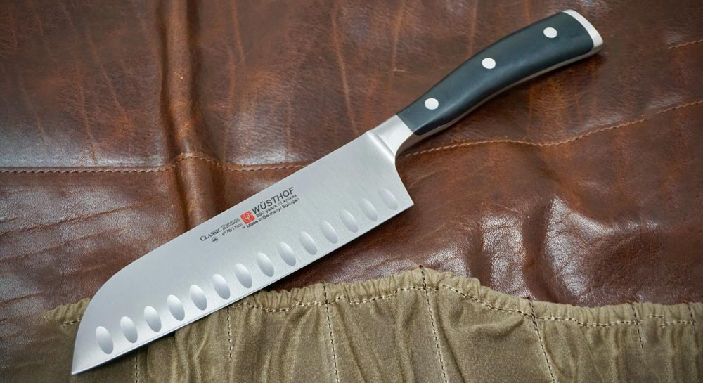 Wusthof Classic Ikon Santoku Knife