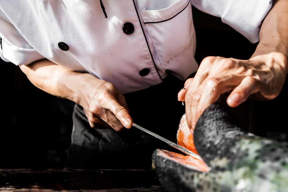 best fillet knives for salmon