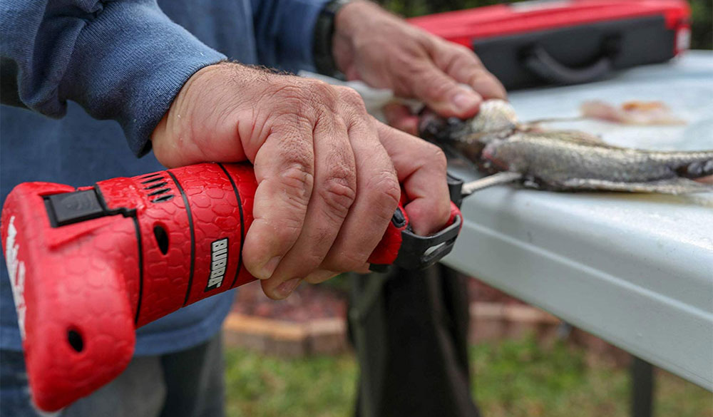 best electric fillet knives for panfish